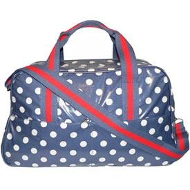 Urban Navy Spot Baby Changing Bag