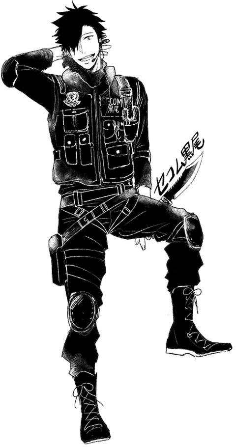 「セコムシリーズログ」/「ぐさり(キヅナツキ)」の漫画 [pixiv]