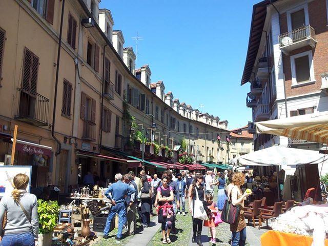 via borgo dora balon torino tour mercati e mercatini