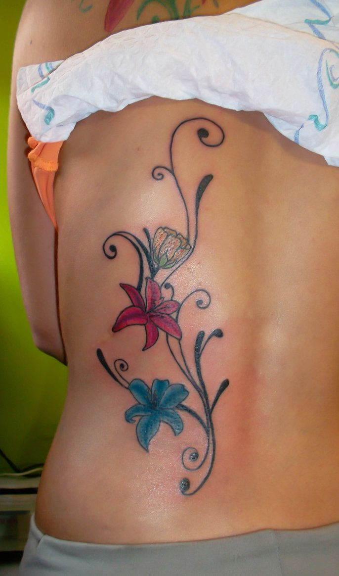 32 best lily flower tattoo images on pinterest lily flower tattoos 30 lily flower tattoos design ideas for men and women lily tattoos is not considered to be a mainstream tattoo there is a popularity for the tattoo izmirmasajfo Image collections