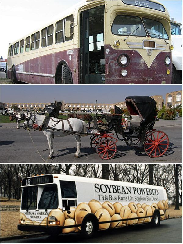 Does Monsanto Have A Bus Like That Find This Pin And More On Wedding Transportation Ideas