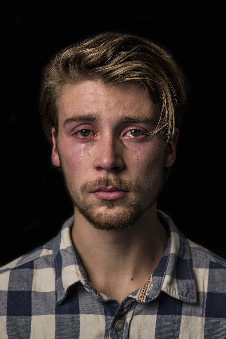 Jip, 20 | 18 Photos Of Men Crying That Challenge Gender Norms