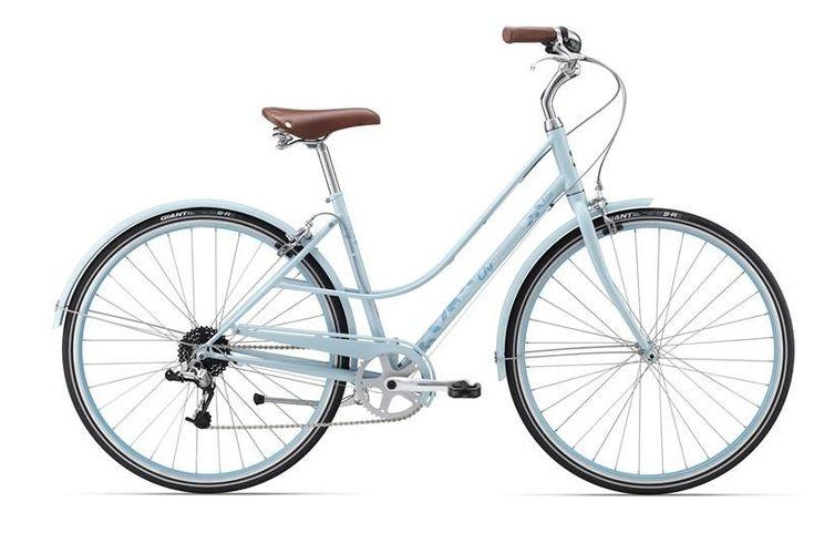 Женский велосипед Giant Via 2 W (2015), цена - 33700 руб.