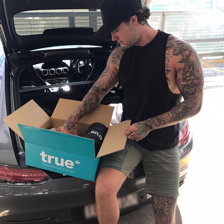 True Mass has arrived! ♀️ It's the ultimate muscle gainer and will help you take your gains to the next level Don't miss out on 10% off this week only!  #Truemass #trueprotein #weightgainer #gains  @hawk_reece_