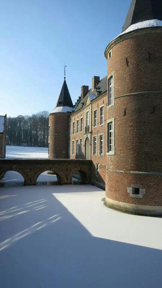 Landcommanderij Alden Biesen, Bilzen, Belgium