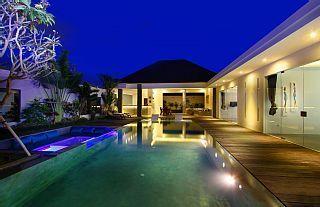 Beautiful architect house in Seminyak, 14 m x 4,60 m Pool,overlooking Rice FieldVacation Rental in Seminyak from @homeawayau #holiday #rental #travel #homeaway