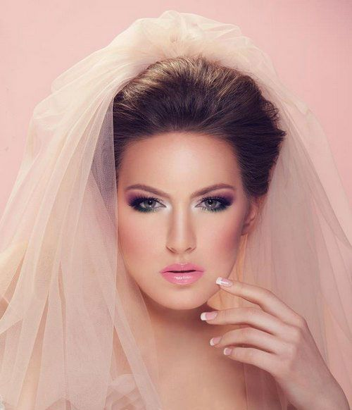 5 Tips on Choosing Wedding Makeup Colors