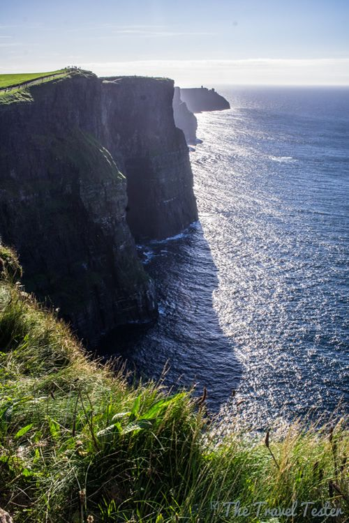 Cliffs of Moher- Exploring South West Ireland: Galway, Cliffs of Moher, Dingle & Cork