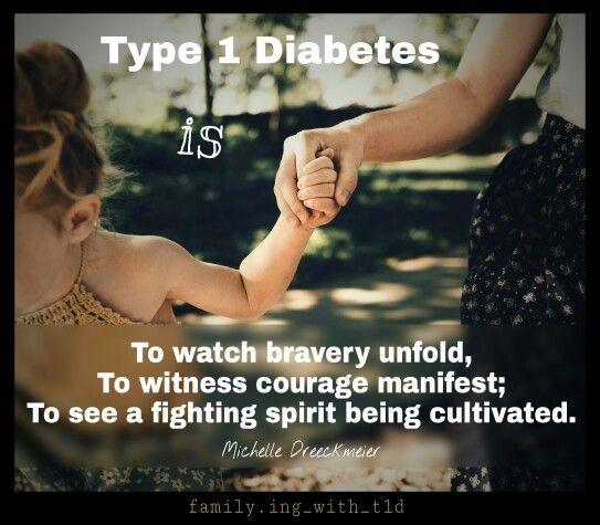 Type 1 Diabetes. D-mom.