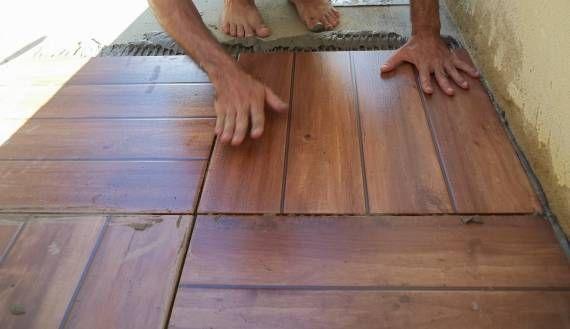 piso que imita madeira : 17 Best ideas about Piso Que Imita Madeira on Pinterest ...