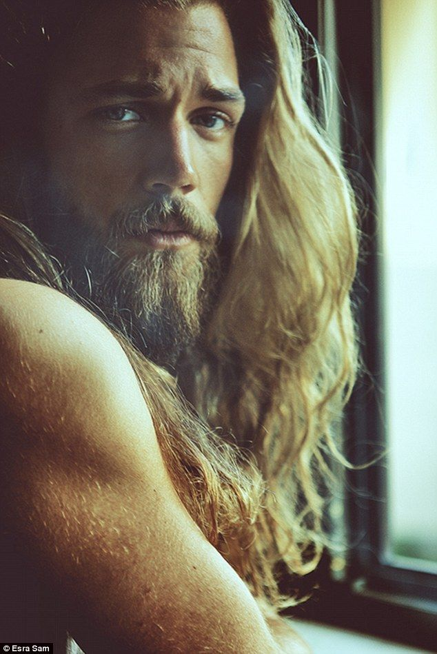 OMG............shut the front door. Iv'e just seen the face of heaven!!!! Esra Sam took photos of Swedish male model Ben Dahlhaus doing a sad face, it soon went viral