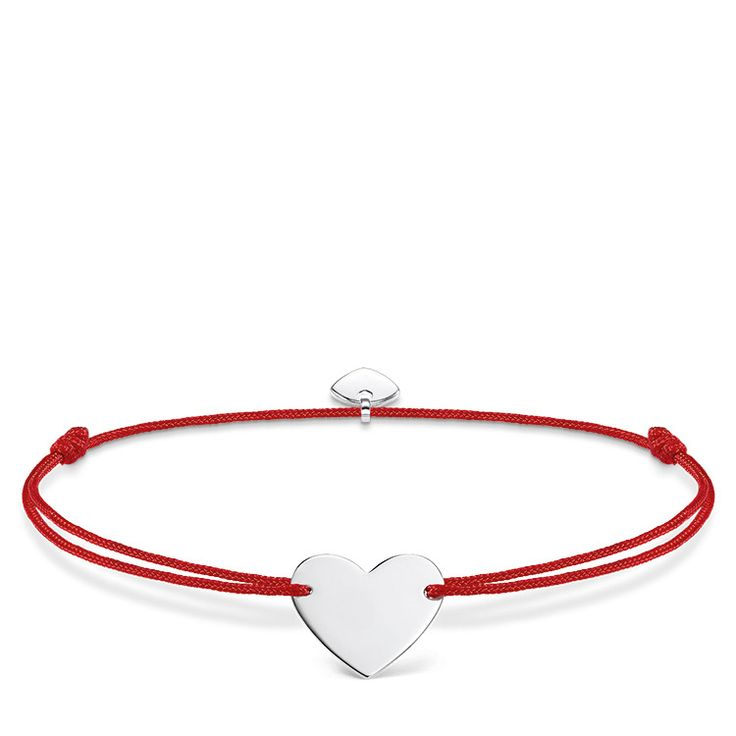 Thomas Sabo Thomas Sabo Thomas Sabo Little Secret Heart Bracelet | Fallers.com Jewelers