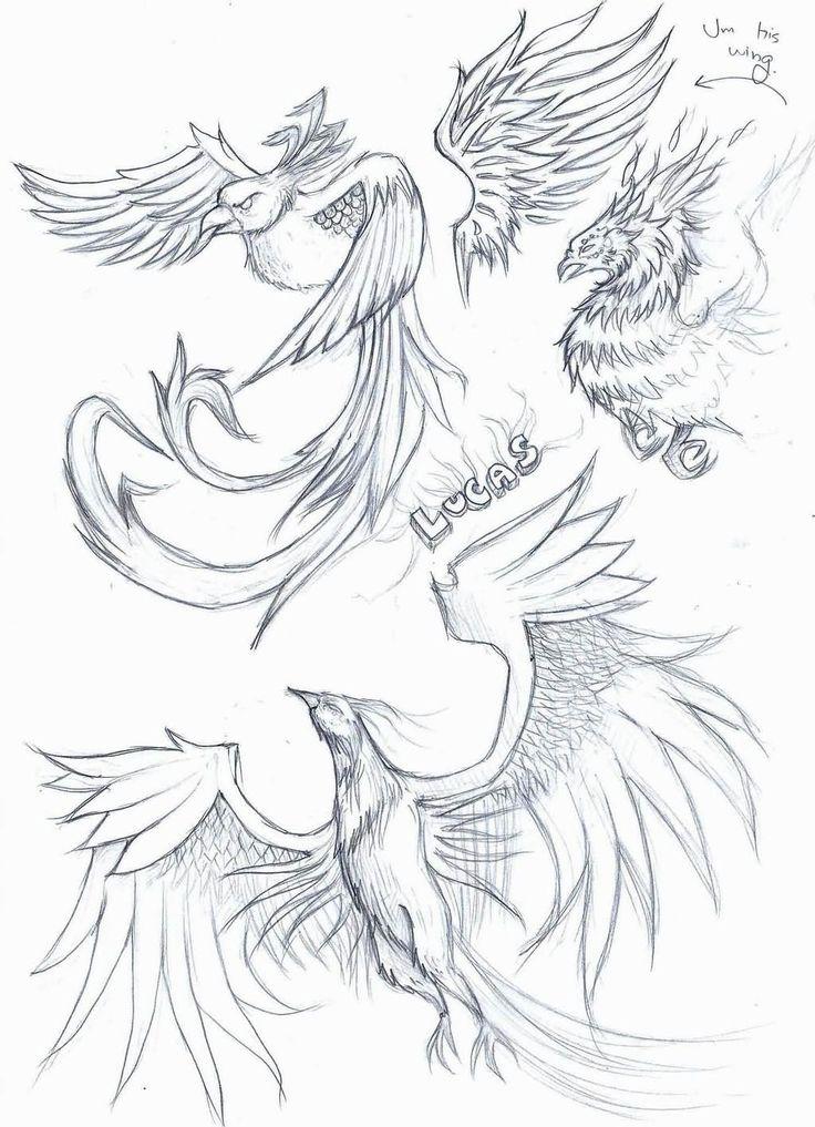 25+ best ideas about Phoenix tattoos on Pinterest | Phoenix, Phoenix design and Phoenix tattoo ...