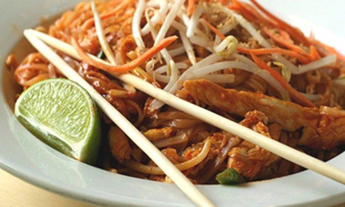 PB2 Thai Noodles Recipe - Spry Living