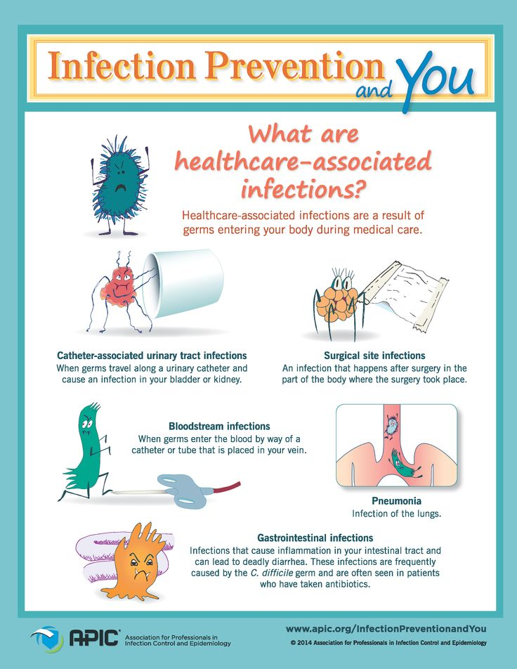 Infection Control Information