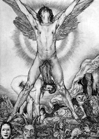El pintor, dibujante y ocultista Austin Osman Spare es uno de los grandes personajes de culto del siglo XX, habiendo desarrollado un método y una filosofía en torno al uso del inconsciente para crear y cumplir deseos mágicamente.