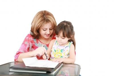 Attention Mothers: Hovering Is a Learned Response... Validation Ahead.   Homework hassles for children with a learning disability or ADHD can produce helicopter parents.