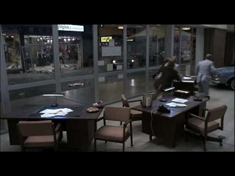 """The Blues Brothers- Mall Scene High Quality """"Lots of space in this mall."""" #MakingFictionFunny"""
