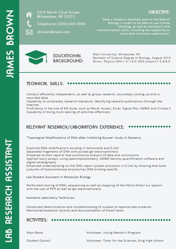 Best Resume Format 2018. 76 Best Resume Ideas Images On Pinterest