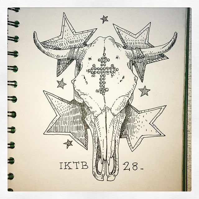 Inktober 28
