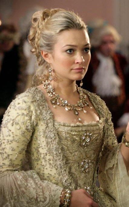Doctor Who: The Girl in the Fireplace Episode on Madame de Pompadour Sophia Myles