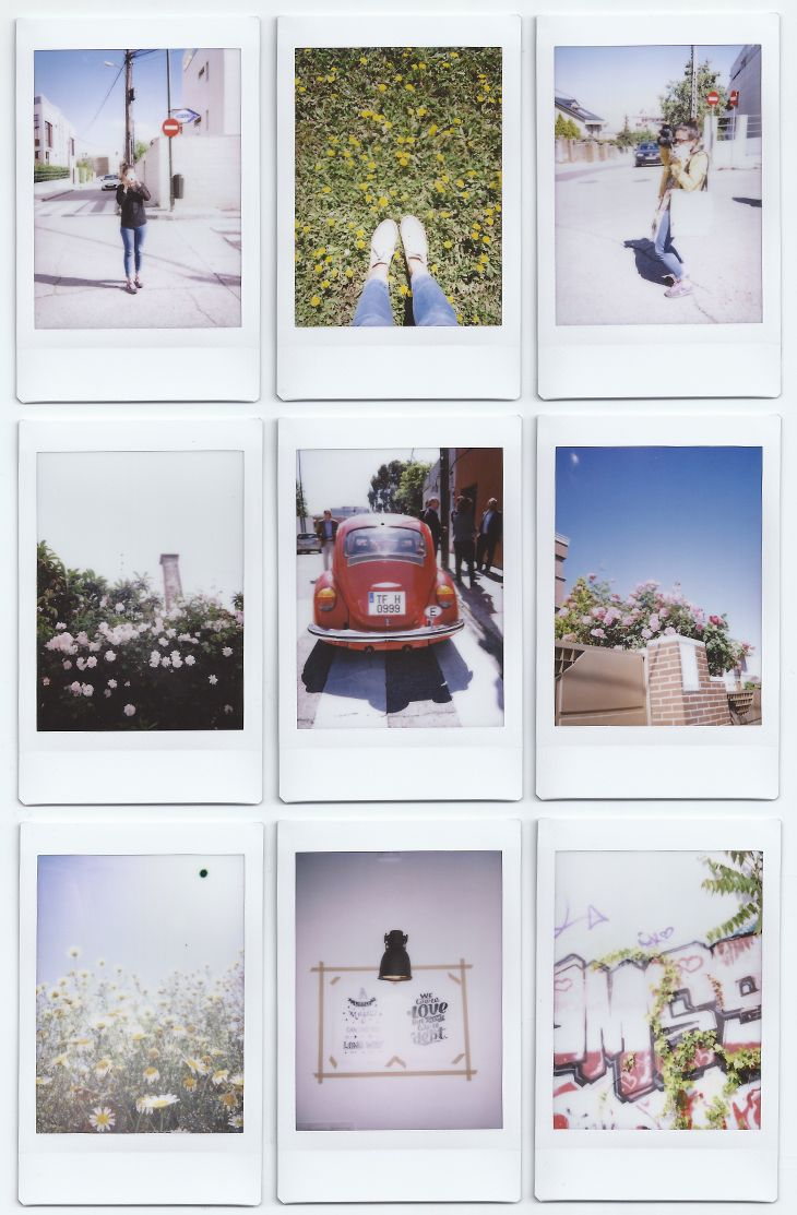 Instax Day Instax Mini 8 :: giveaway
