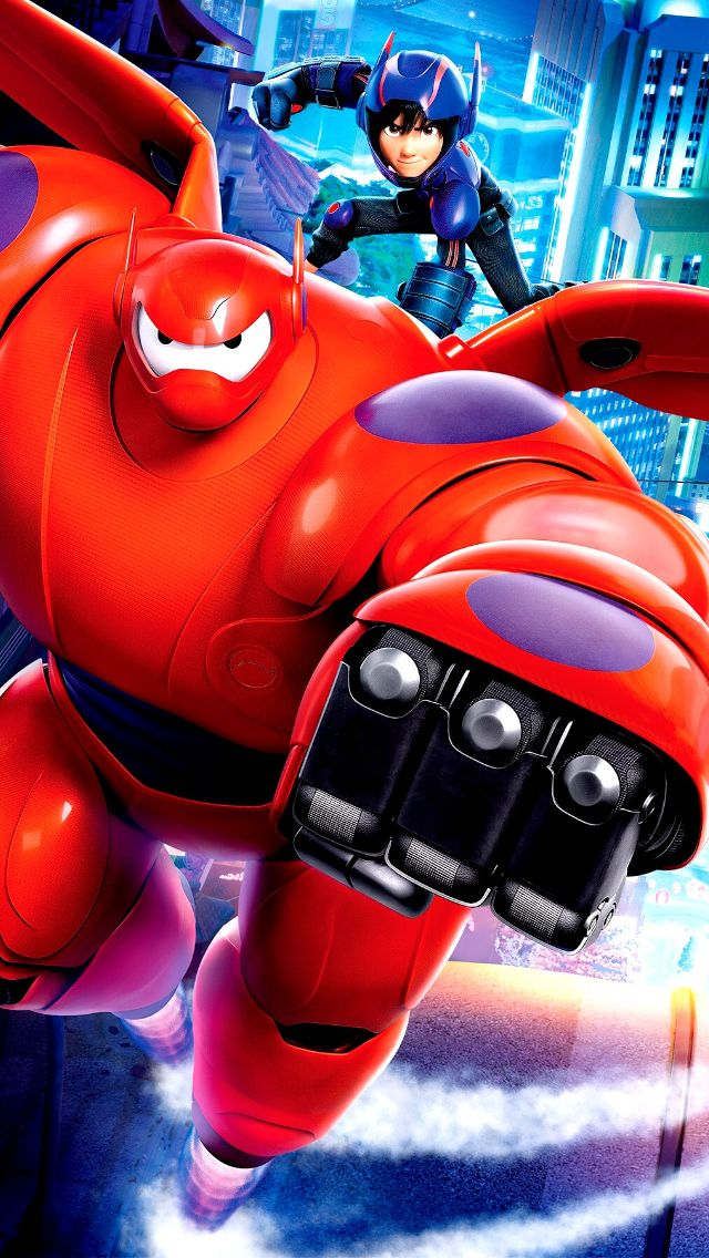 Convite Big Hero 4