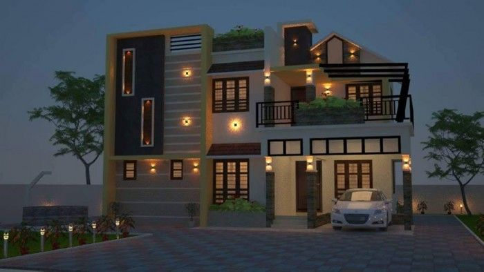 Introducing new victorian style designs from Kerala model house plans. With an area of 1650 sq ft. Construction cost is very economy and simple.Victorian home plans feature elaborate detail inside and out, with asymmetrical floor plans, grand towers and turrets, and distinctive gingerbread trim.#budgethomesInkerala #homeplansinkerala #victorianstyle #keralamodelhouseplan