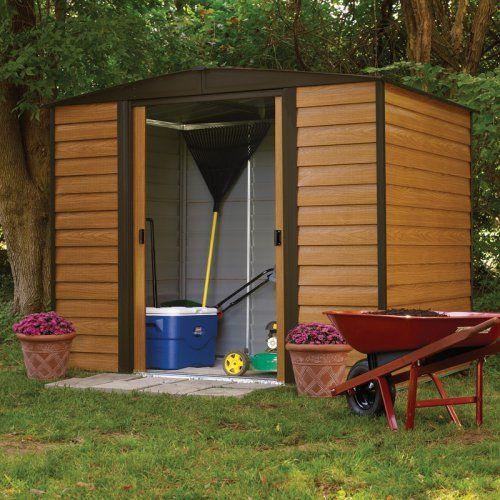 Arrow Shed Woodridge 6 x 5 ft. Steel Storage Shed