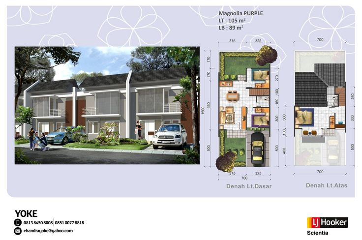 Magnolia Residence - developed by PT Selasih Safar [ INTILAND Group ]