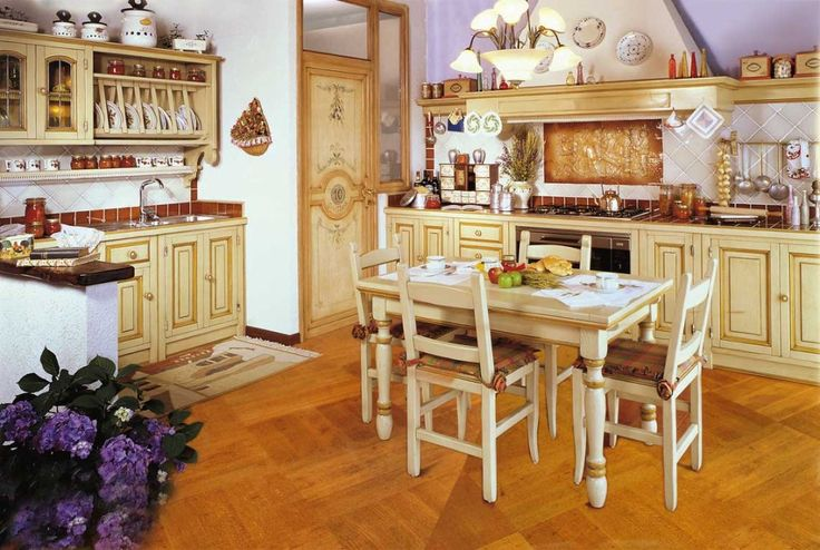 17 migliori idee su cucine rustiche su pinterest mobili for Migliori piani di cottage