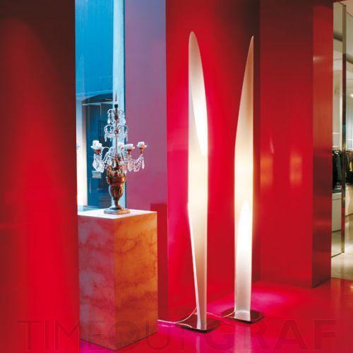 Lampada Shakti - design Marzio Rusconi Clerici - Kundalini