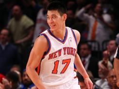 Jeremy Lin!...How did everyone miss Jeremy Lin?... How did Jeremy Lin so unnoticed for so long?... (By: Jeff Zillgitt , USA TODAY)