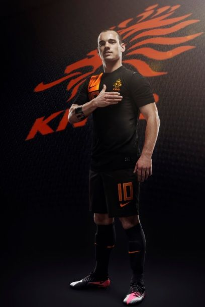 KNVB #wesleysneijder #clubicons