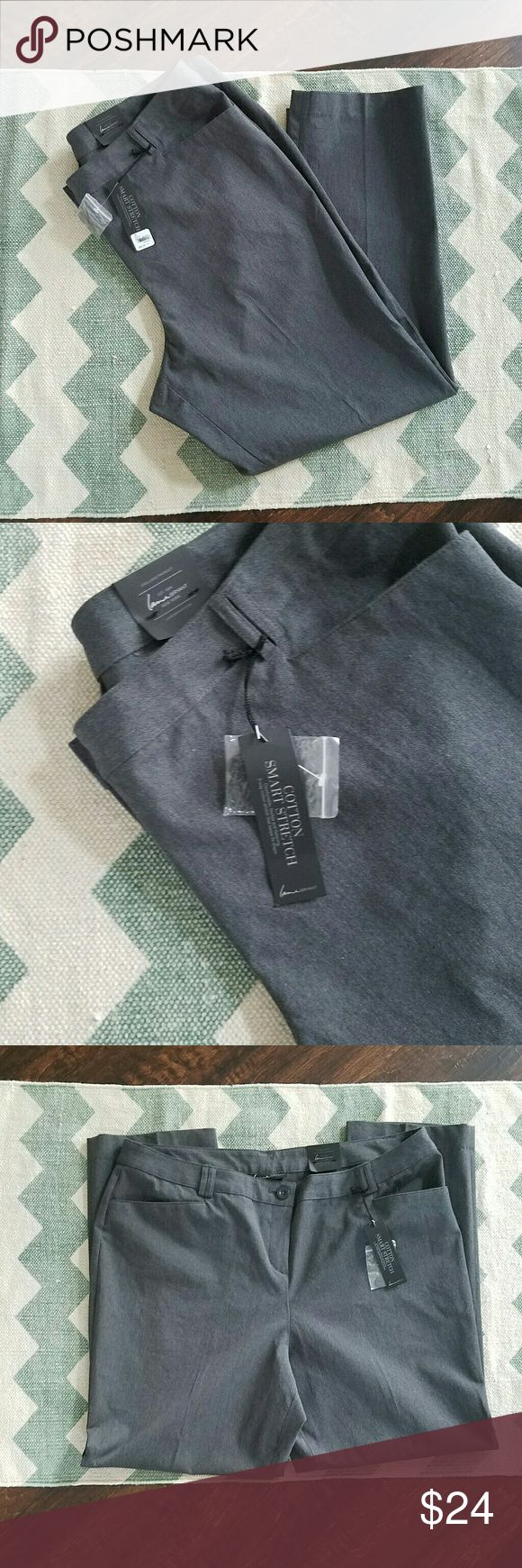 Lane Bryant the Lena 2-way comfort slacks pants Photos are the description of this item.? Any flaws will be noted.? Otherwise article is in excellent condition.? Lane Bryant Pants