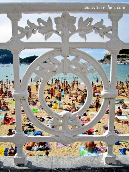 Donostia-San Sebastián, País Vasco. one of the best places in the world.