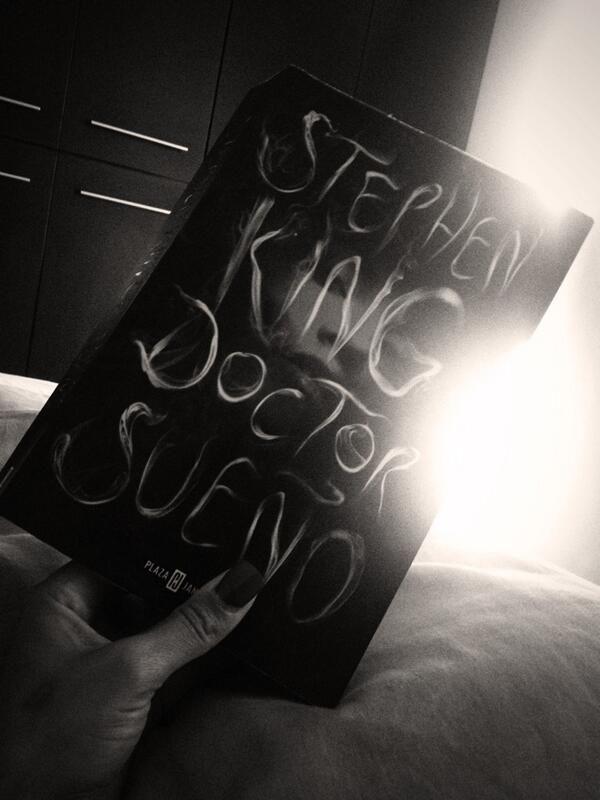 Doctor Sueño ~ Stephen King. Sobre resplandores y demás... excelente libro!