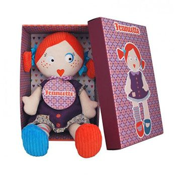 Κούκλα Deglingos Francette