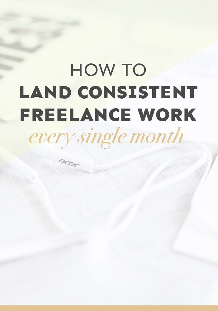 How to Land Consistent Freelance Work Every Single Month ---> Do you struggle to land consistent freelance work every single month? In this detailed post (it's a whopping 3,000 words!), I show you how you can create a community that will help you land work over and over again. // Wanderful World  http://bloggerkhan.com