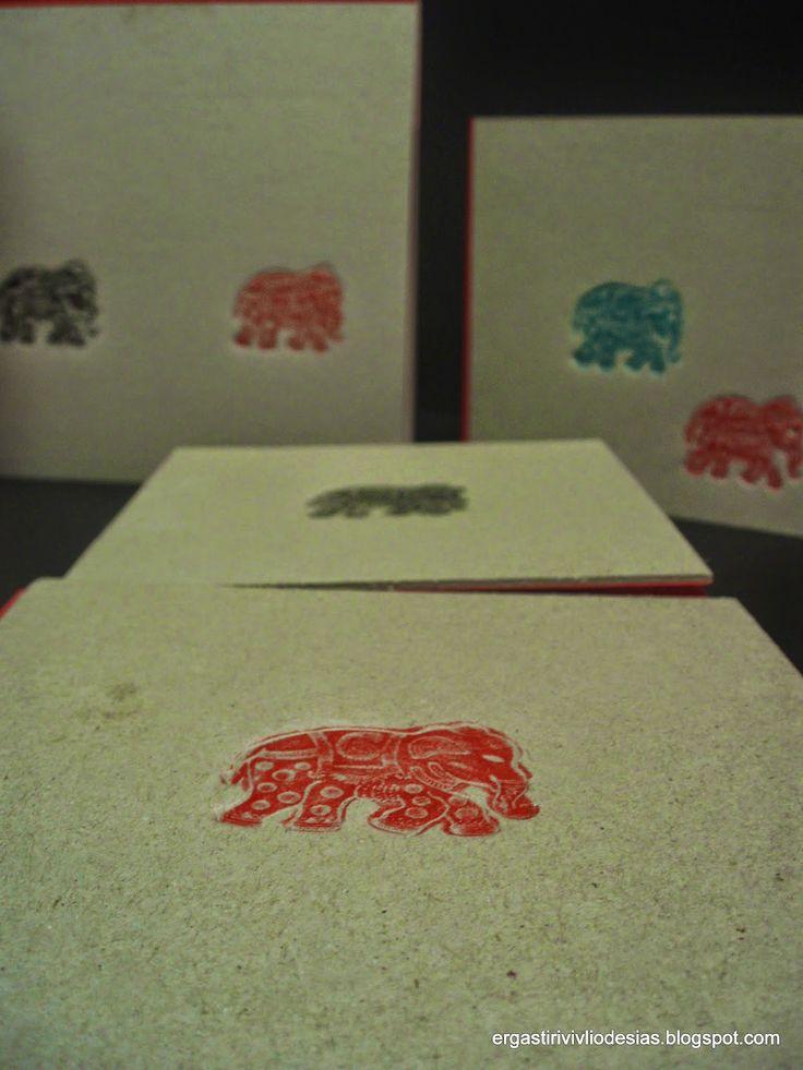 Elephant notebooks