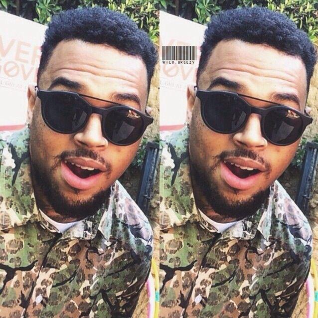 Bae Is Chubby Now ❤️ Chris Brown
