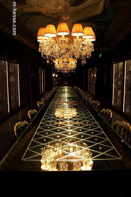 Awesome LAN Bar by Philippe Starck Beijing II by m hesse via Flickr
