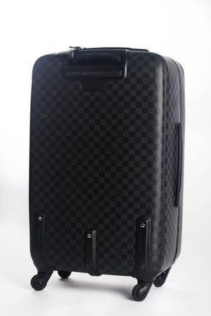 c1f0231297b9 Louis Vuitton Damier Graphite Canvas Zephyr 70 Rolling Suitcase Luggage