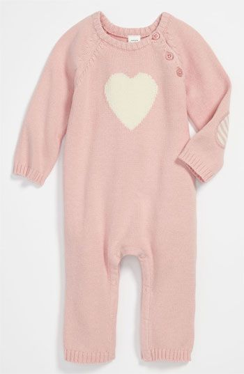 Nordstrom Baby Sweater Knit Coveralls (Infant) available at #Nordstrom