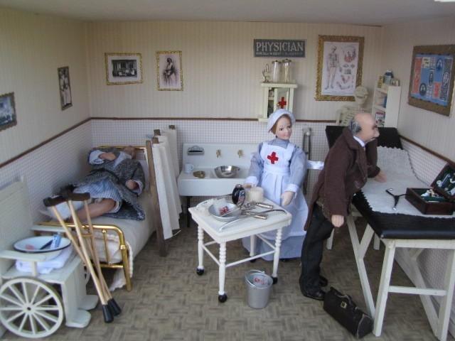 Snowberry Dolls House Miniatures Dollhouse Christchurch