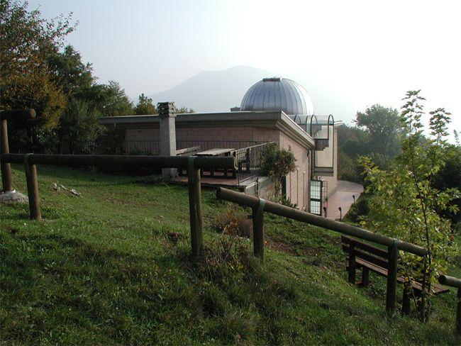 La nuova ricca stagione dell'osservatorio astronomico
