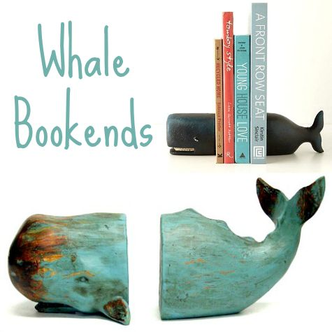 Wherever You Want To Prop Some Books, Be It On A Shelf Or On A Side Table,  These Fun Coastal Bookends Will Do A Beautiful Job And Add Some S.