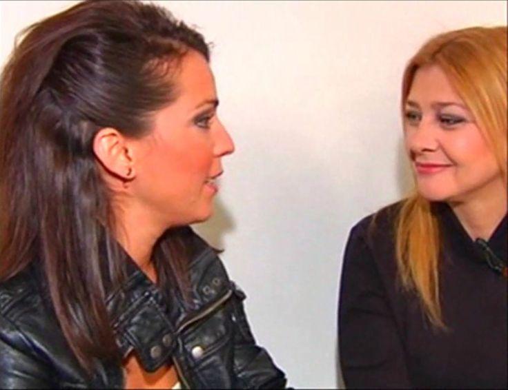 Entrevista a Amparo Larrañaga para TV, realizada por Melania Guijarro. Madrid. 2011.