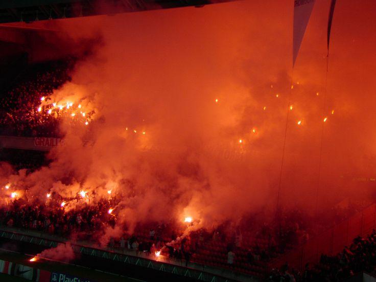 PSG-Metz 2004/2005