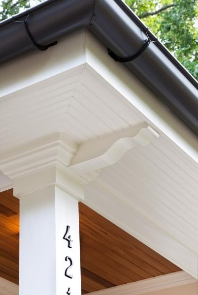 Every Detail Counts Brackets Corbels And Stained